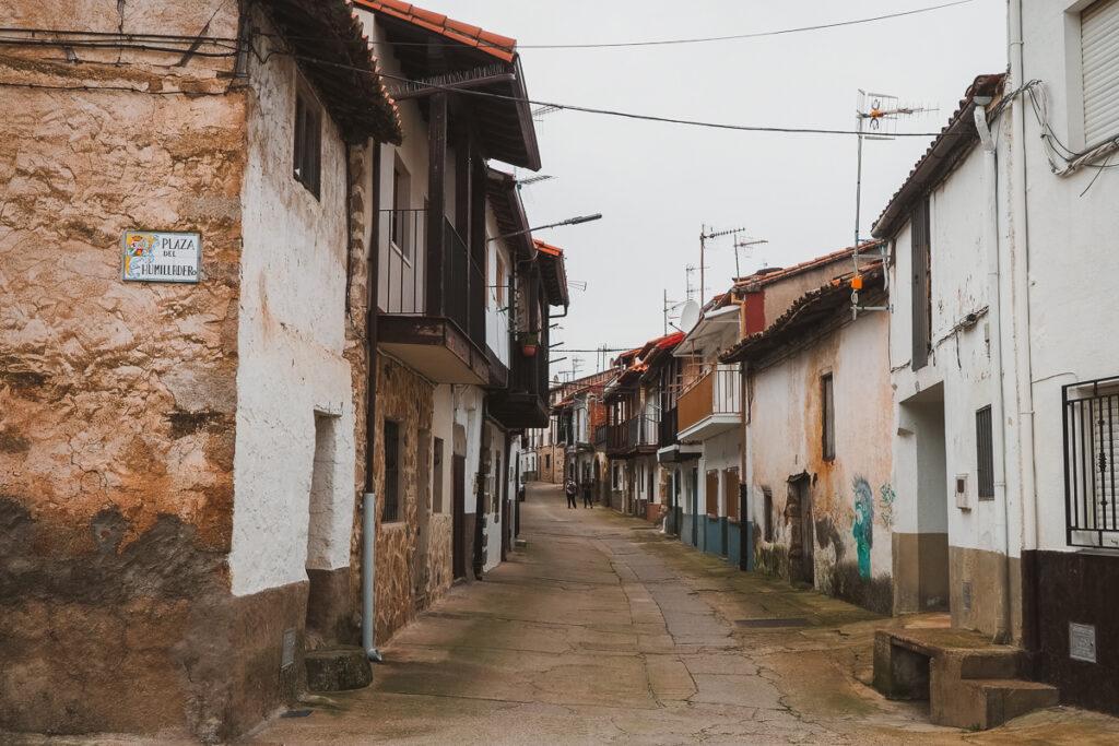 Paseando por Aldeanueva del Camino