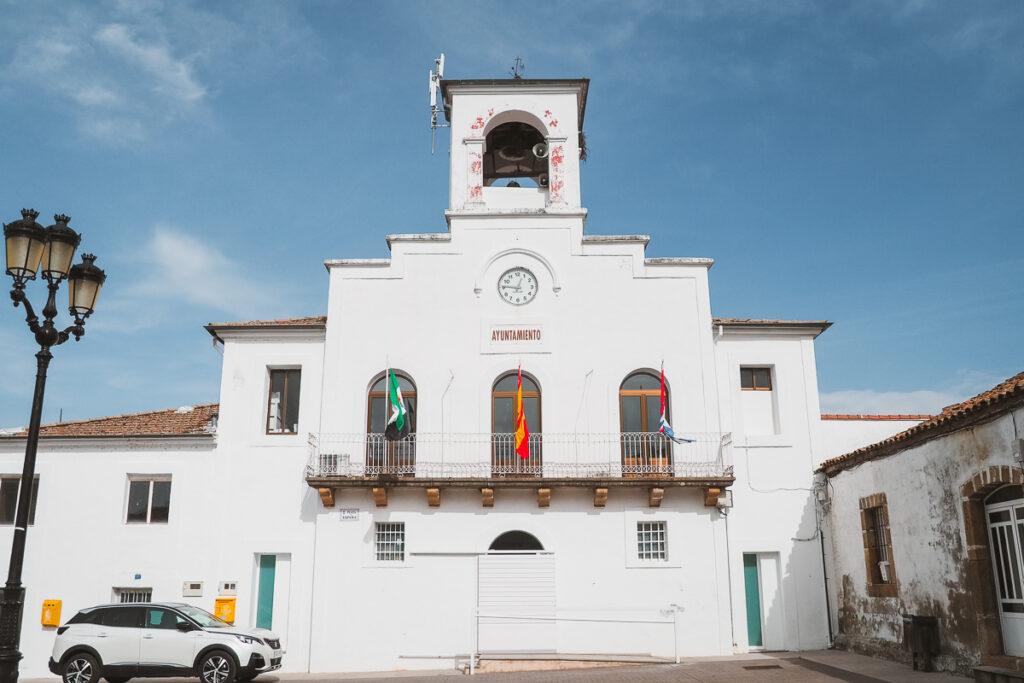 Ayuntamiento de Abadía en el Valle del Ambroz