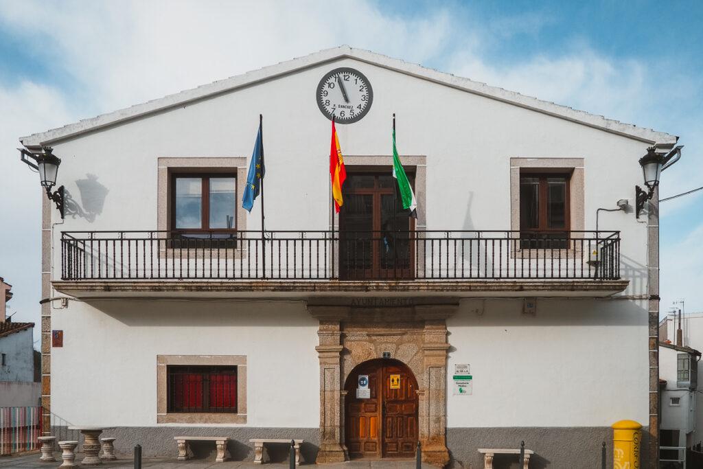 Ayuntamiento de La Garganta
