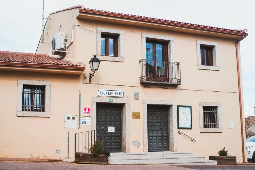 Ayuntamiento de Manjirón