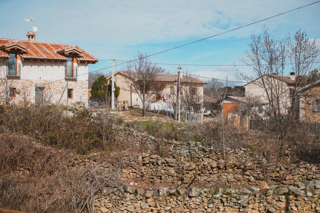 Manjirón, Sierra Norte de Madrid