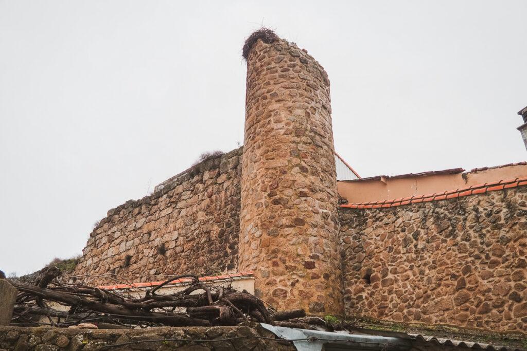 Castillo templario de Segura del Toro