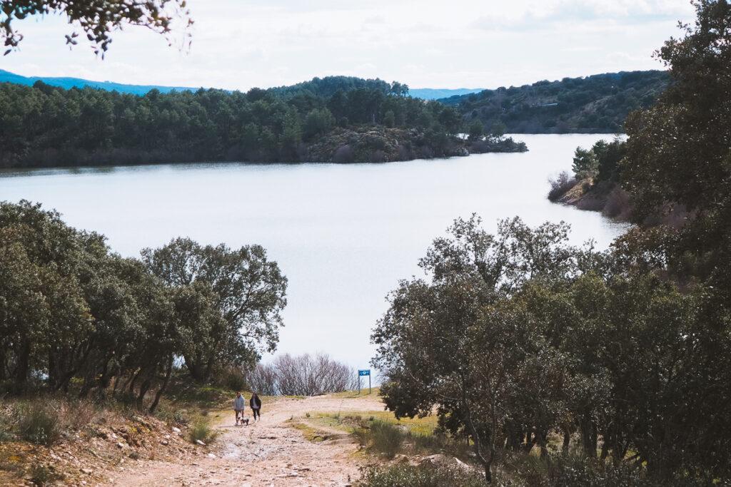 Ruta al Embalse del Villar