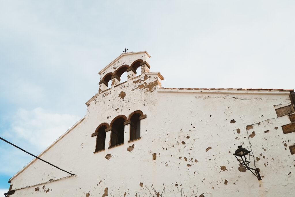 Iglesia de San Pablo Apóstol en Gargantilla