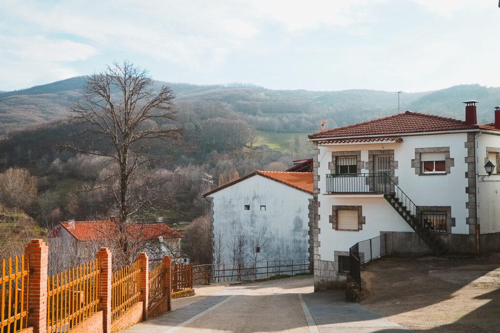 La Garganta, pueblo del Valle de el Ambroz