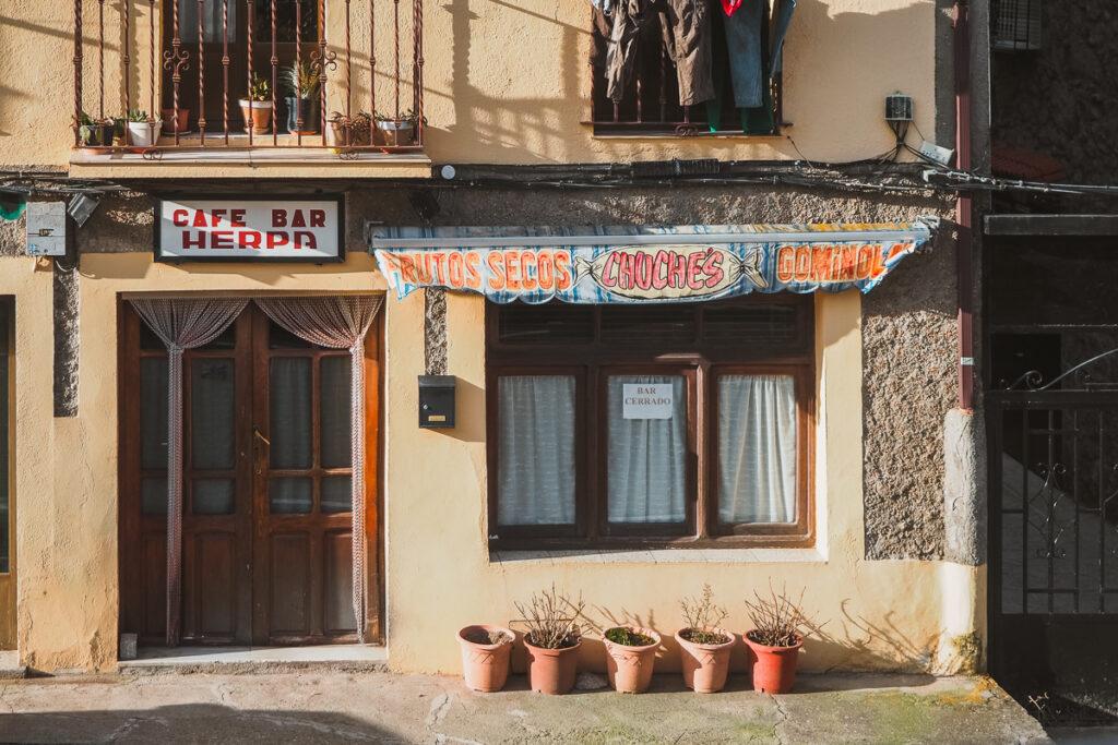 Arquitectura tradicional en el Valle del Ambroz