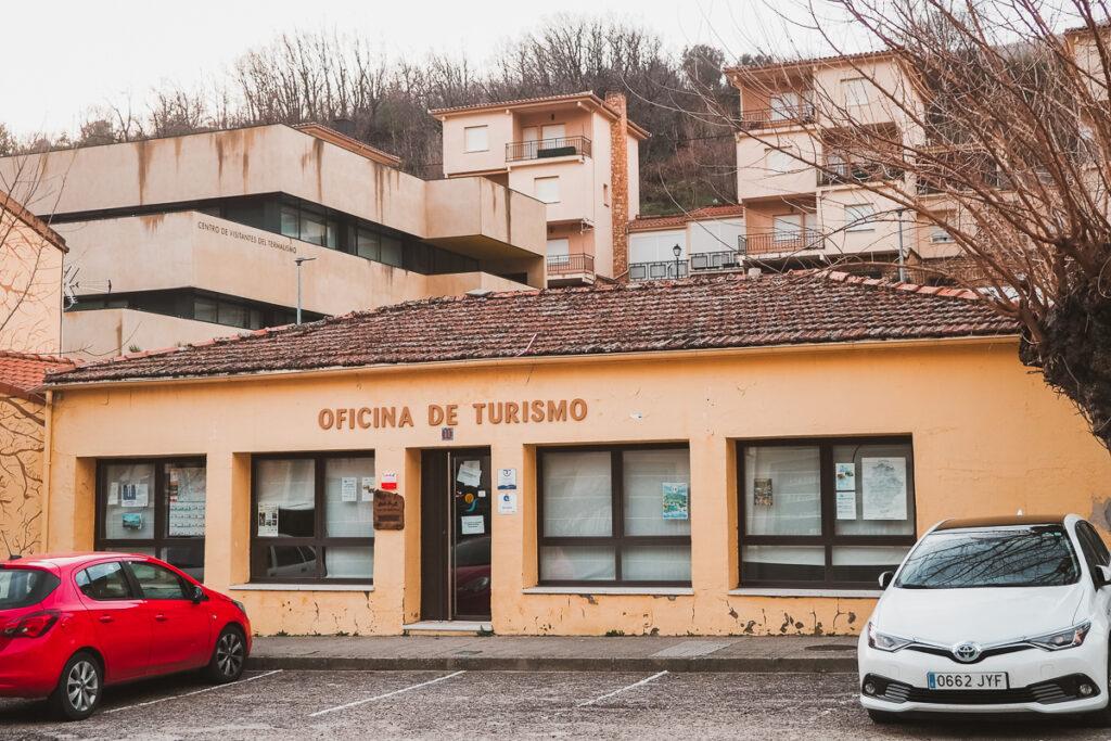 Oficina de Turismo de Baños de Montemayor