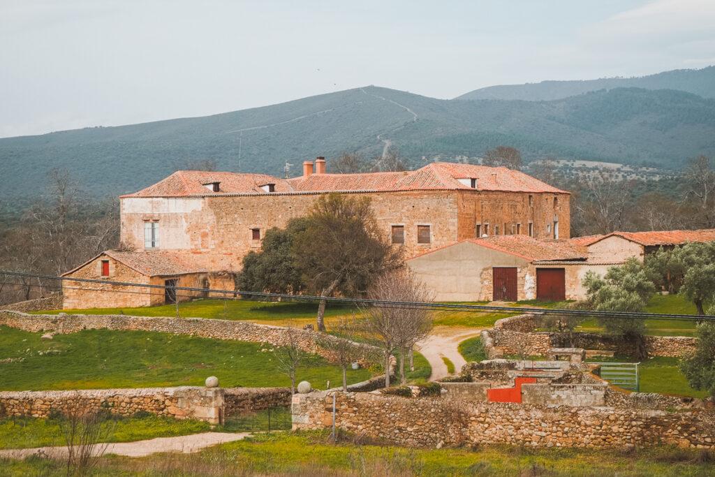 Palacio de Sotofermoso o de los Duques de Alba