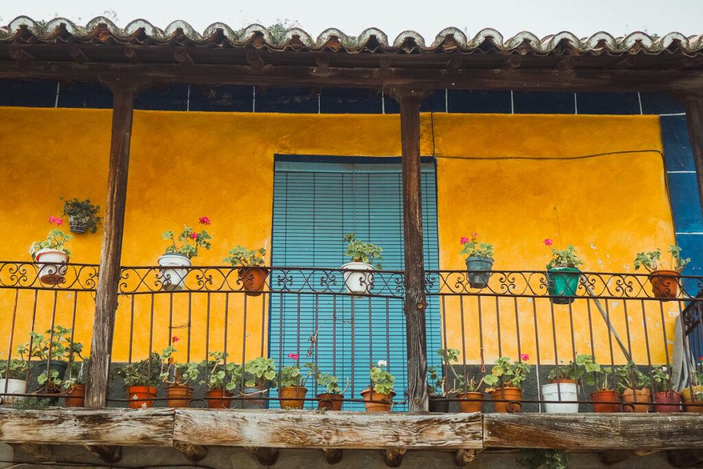 Balcones de Gargantilla