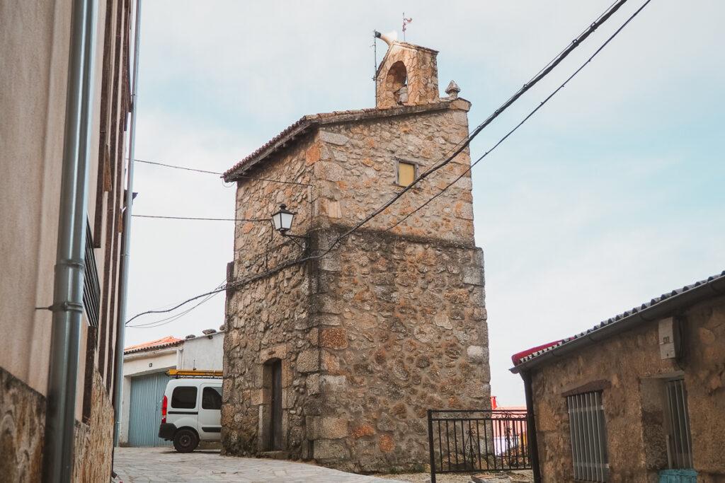 Torre del Reloj de La Garganta