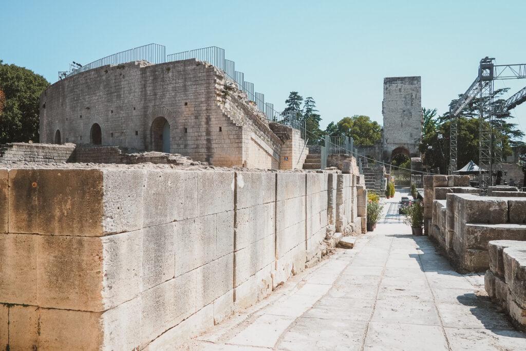 Teatro Romano de Arlés