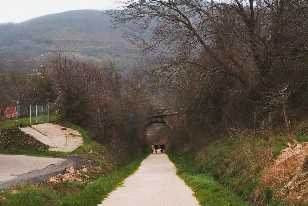 Vía Verde de Hervás