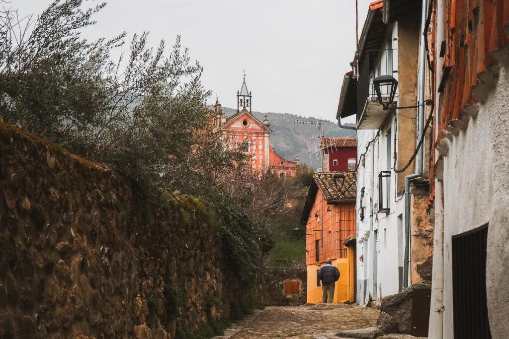 Judería de Hervás en el Valle del Ambroz