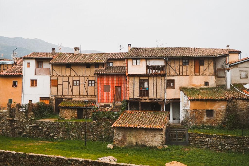 Arquitectura tradicional en Hervás