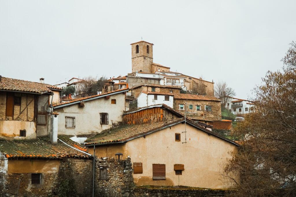 Arquitectura tradicional en Hervás, Valle del Ambroz