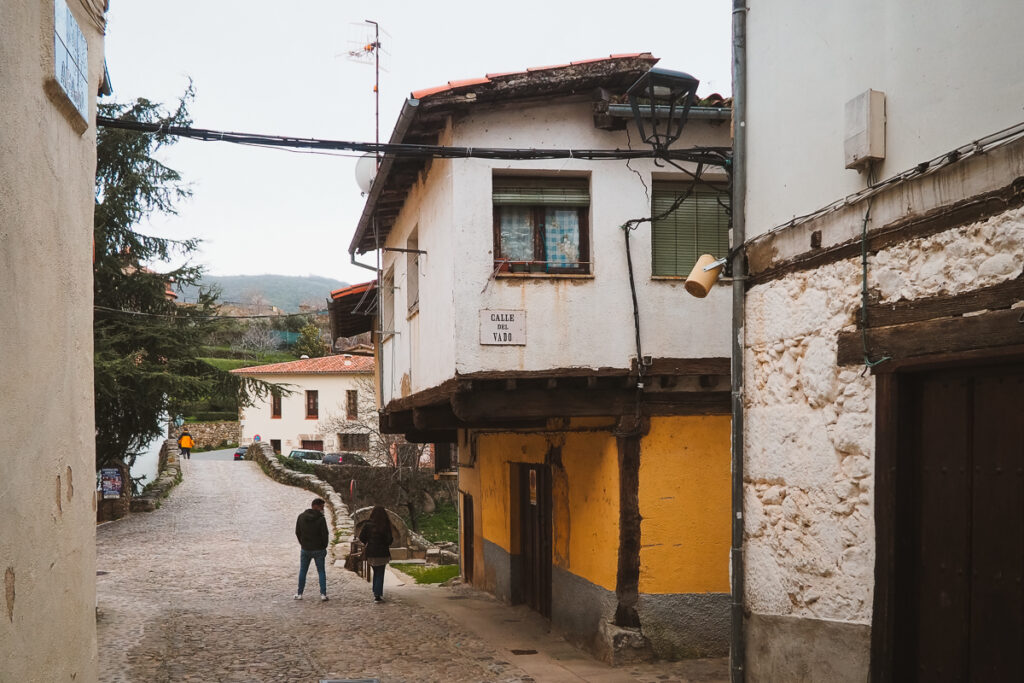 Judería de Hervás, una de las mejor conservadas de España