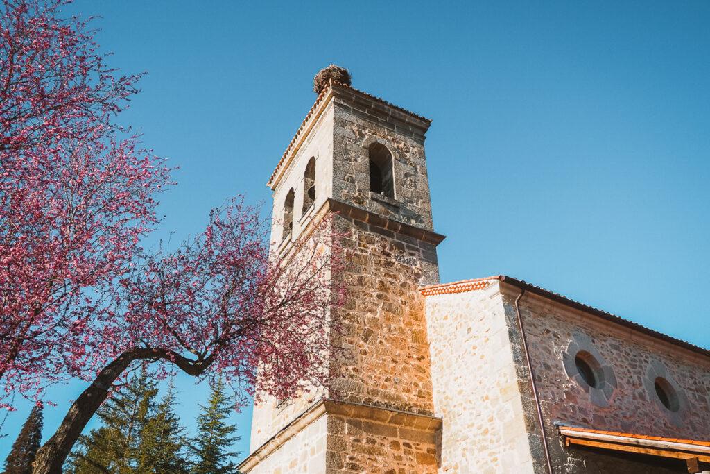 Iglesia Parroquial de la Natividad de Nuestra Señora en Navacerrada