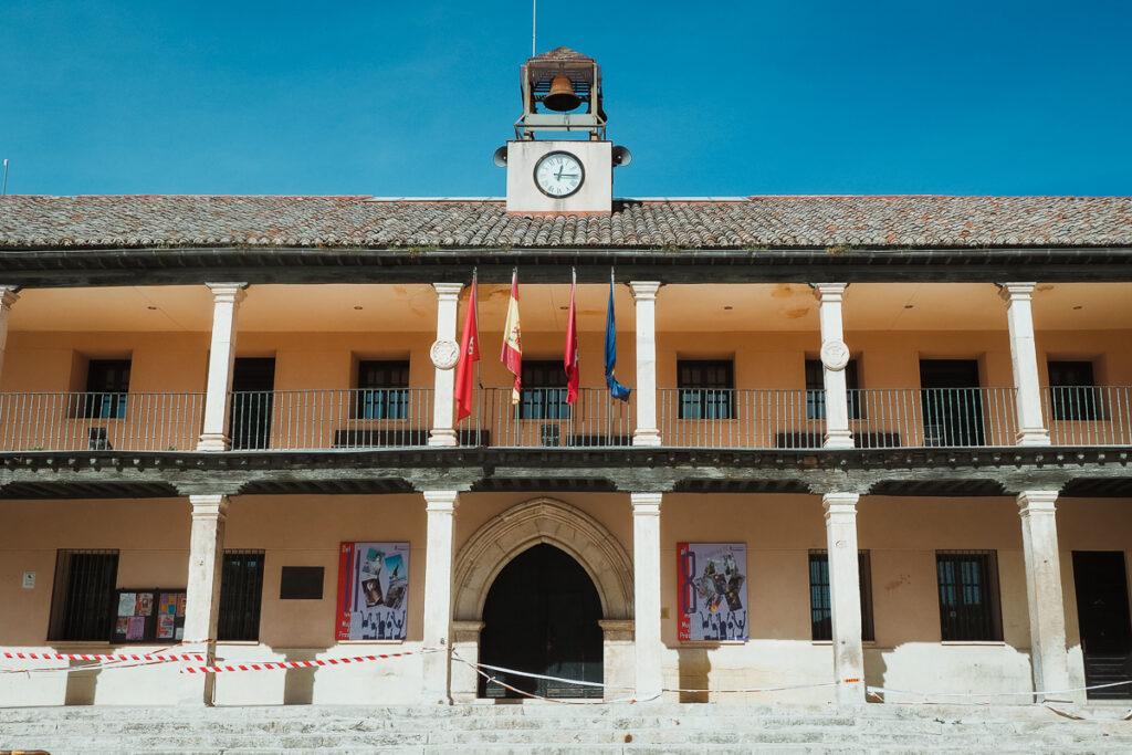 Ayuntamiento de Torrelaguna