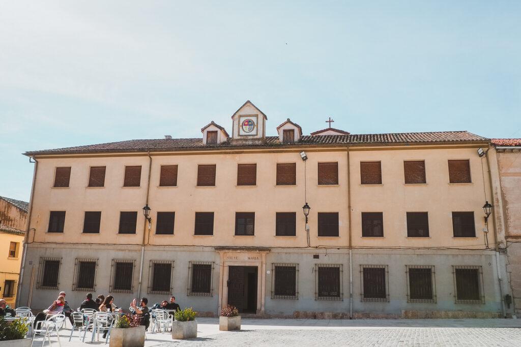 Convento de Concepcionistas Franciscanas Descalzas en Torrelaguna