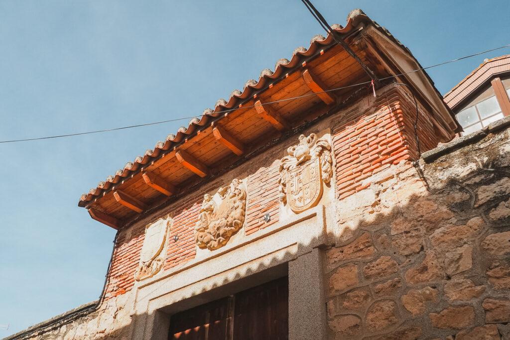 Antiguo Hospital de la Santísima Trinidad, actual Casa de la Cultura de Torrelaguna