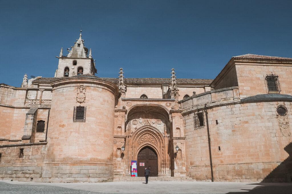 Iglesia de Santa María Magdalena en Torrelaguna