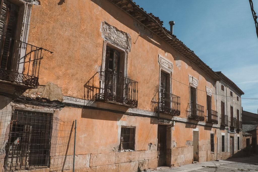 Palacio del Marqués del Pozo en Torrelaguna