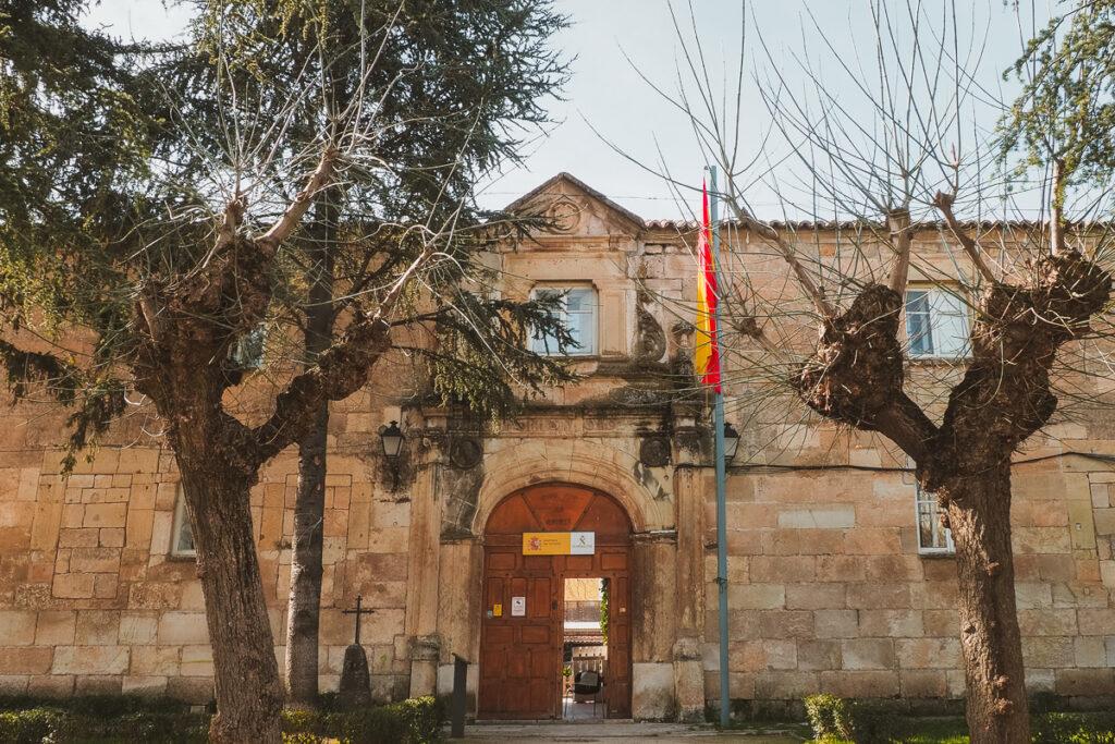 Palacio de Salinas en Torrelaguna