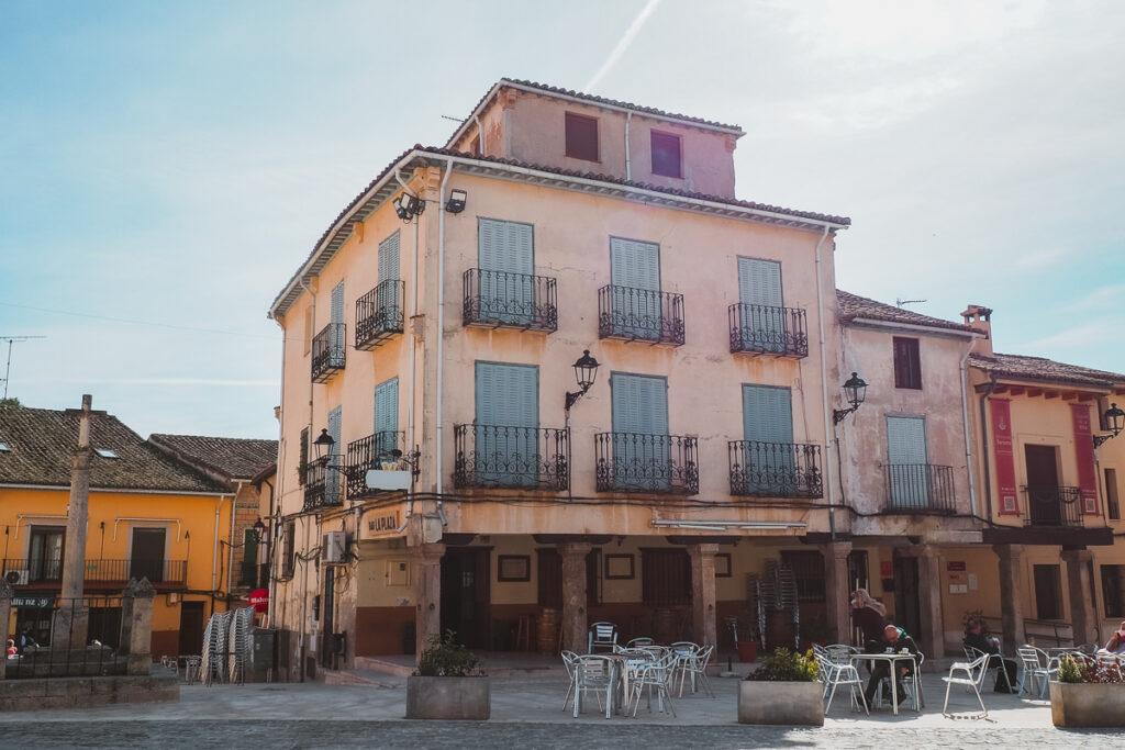 Plaza Mayor de Torrelaguna