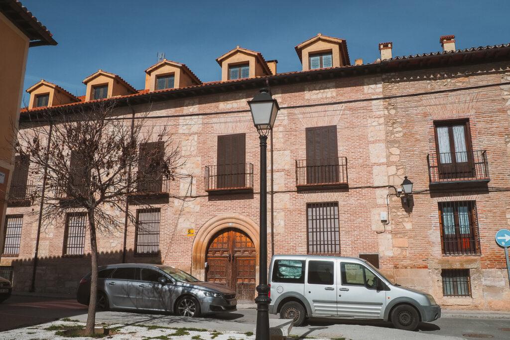 Plaza de la Montera en Torrelaguna