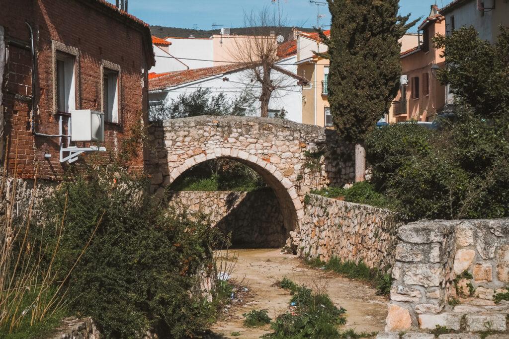 Puentes de piedra en Torrelaguna