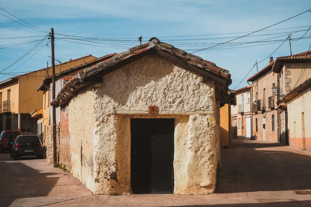 Arquitectura tradicional en Torremocha del Jarama
