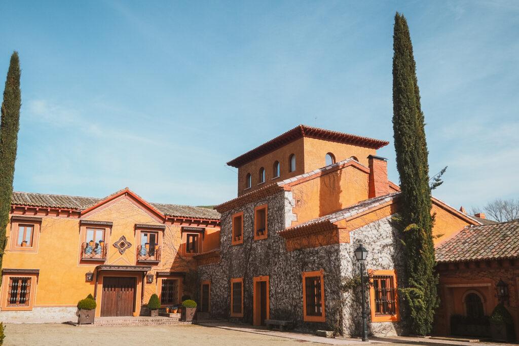 Antigua Fábrica de Harinas de Torremocha del Jarama