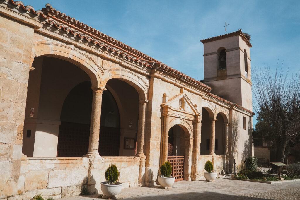 Iglesia de San Pedro Apóstol en Torremocha del Jarama