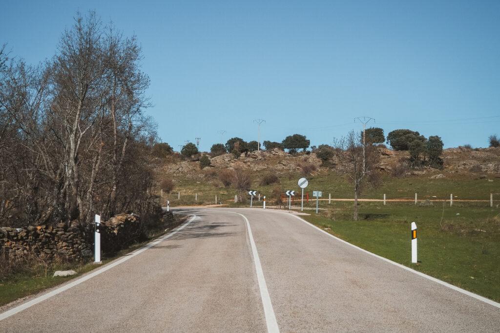 Ruta de los Descansaderos en Paredes de Buitrago