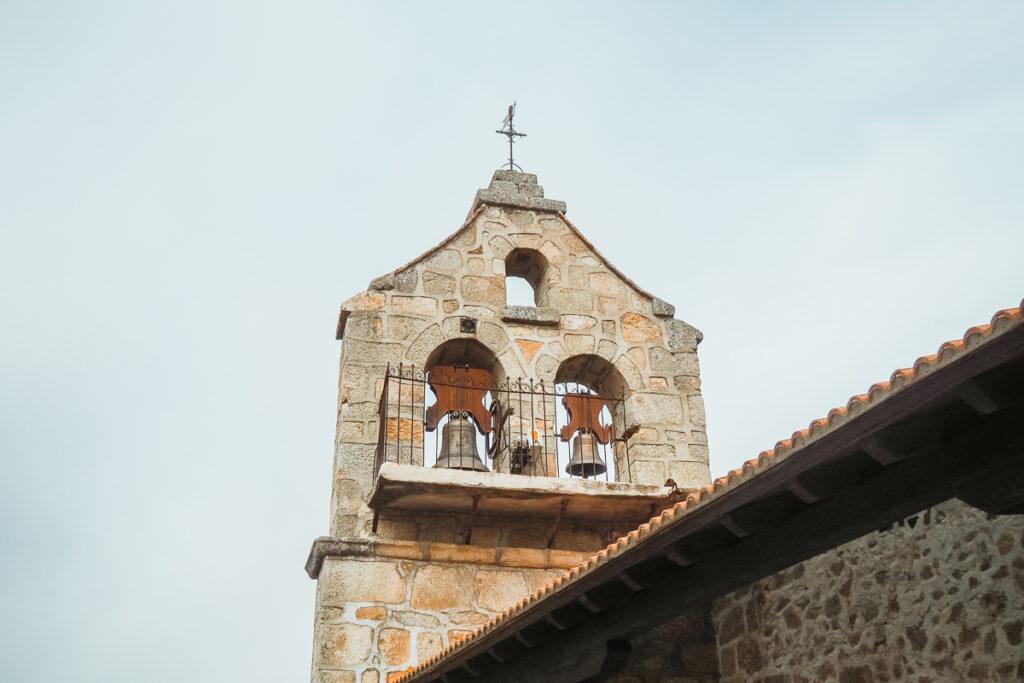 Iglesia de Santa María de los Remedios en Cervera de Buitrago