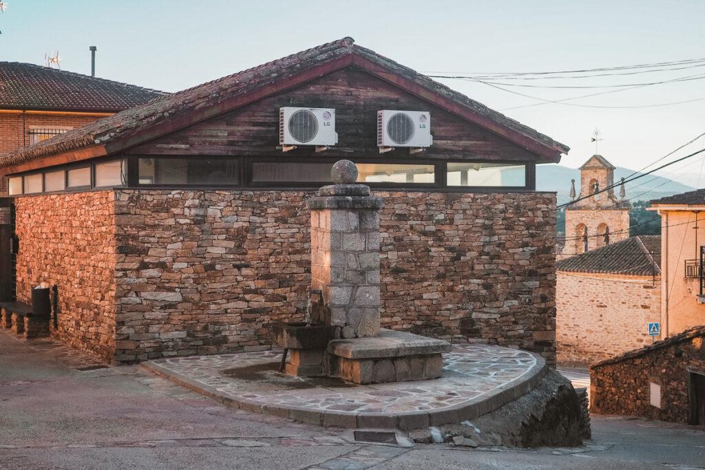 Fuente nueva de Paredes de Buitrago