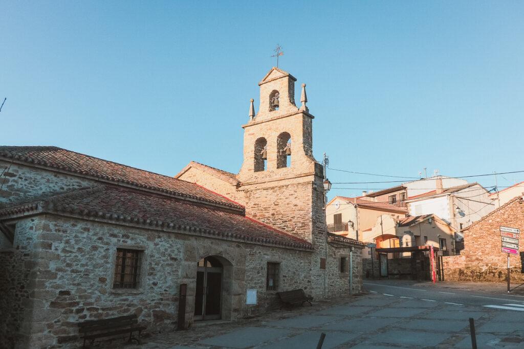 Iglesia Parroquial de la Inmaculada Concepción de Paredes de Buitrago